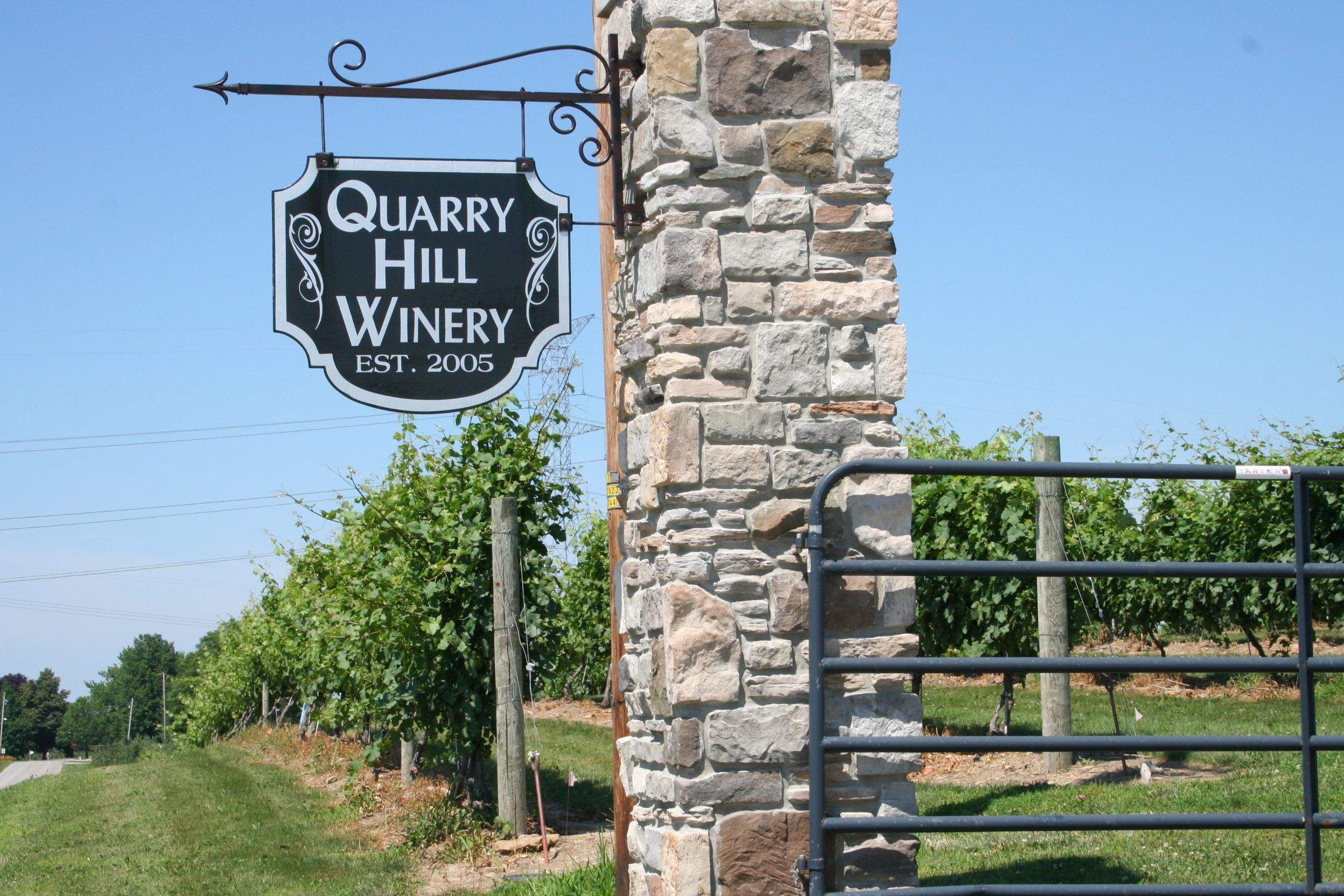 Quarry Hill Winery Winery Lake Erie Ohio Ohio Breweries