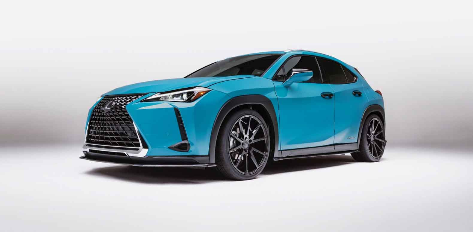 Hybrid Suv Available In Australia Lexus Ux 250h Images