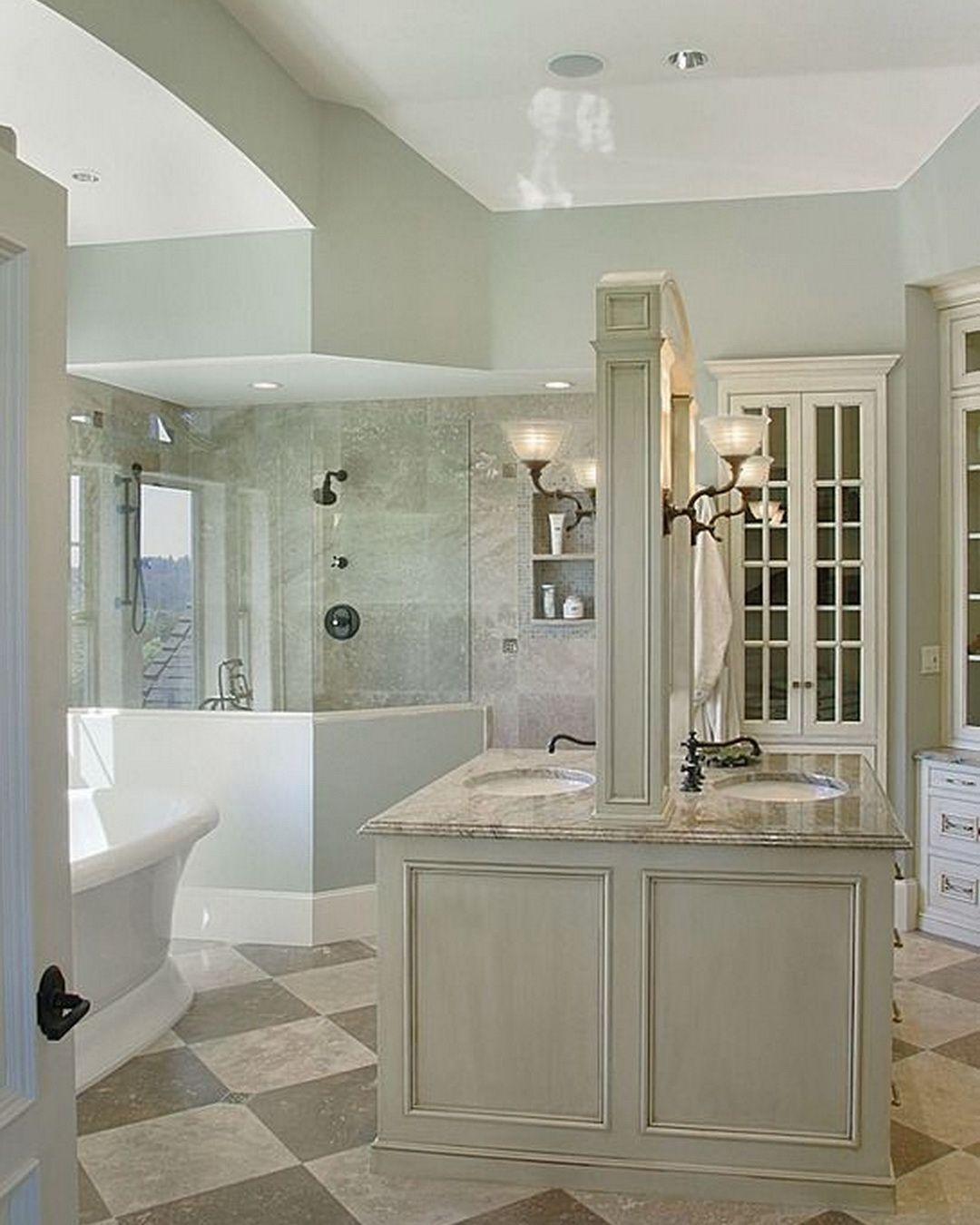 Montauk Master Bathroom traditional bathroom