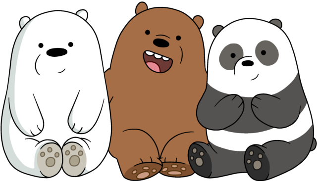 Rodanteferia Mall Plaza Oeste Escandalosos Bare Bears We Bare