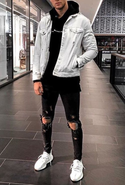 Pin By Elias Castillo On Lookbook Cool Outfits For Men Mens Streetwear Mens Clothing Styles
