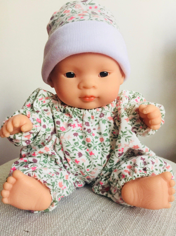 Miniland Baby Doll Clothing, Fits 21cm Miniland Doll
