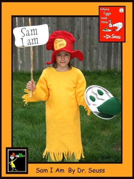 Dr Seuss Characters - Halloween Costume Contest at Costume-Works - dr seuss halloween costume ideas