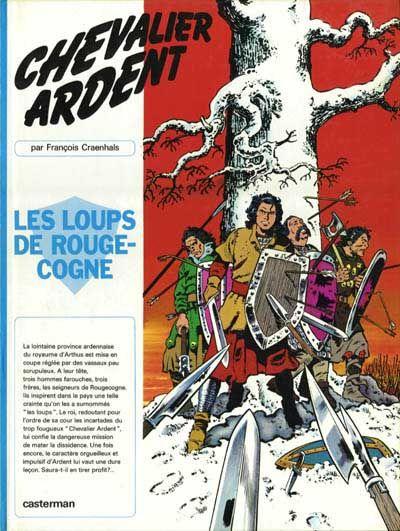 Afficher L Image D Origine Bande Dessinee Loup Chevalier