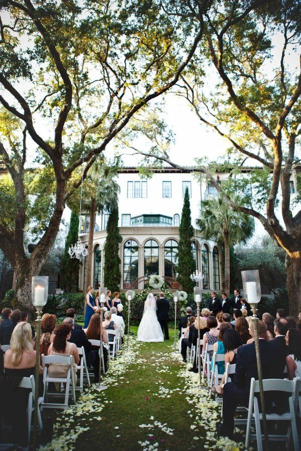 Sea Island Wedding From Brooke Roberts Photography