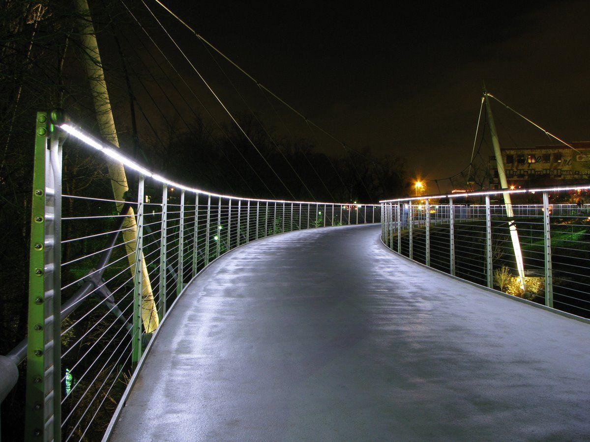 Handrail Lighting Landscape Lighting Design Outdoor