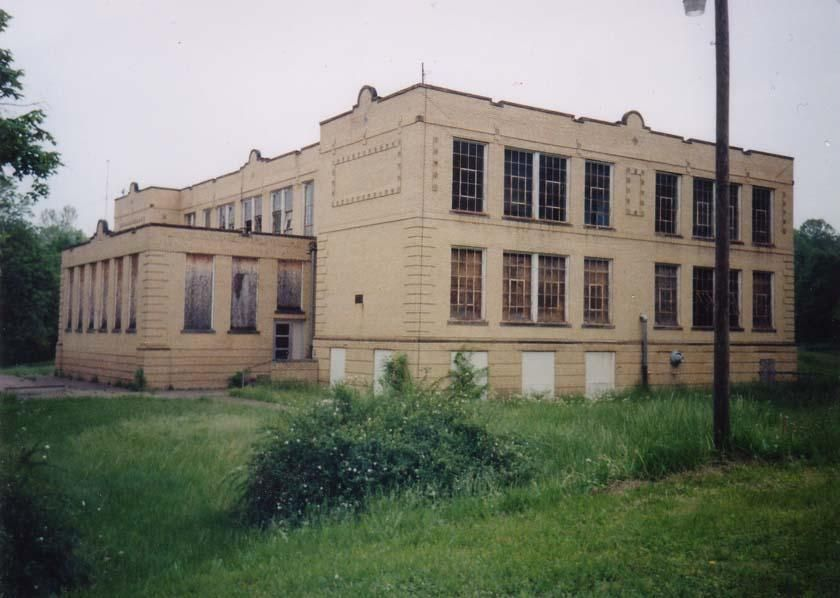 New Straitsville public school