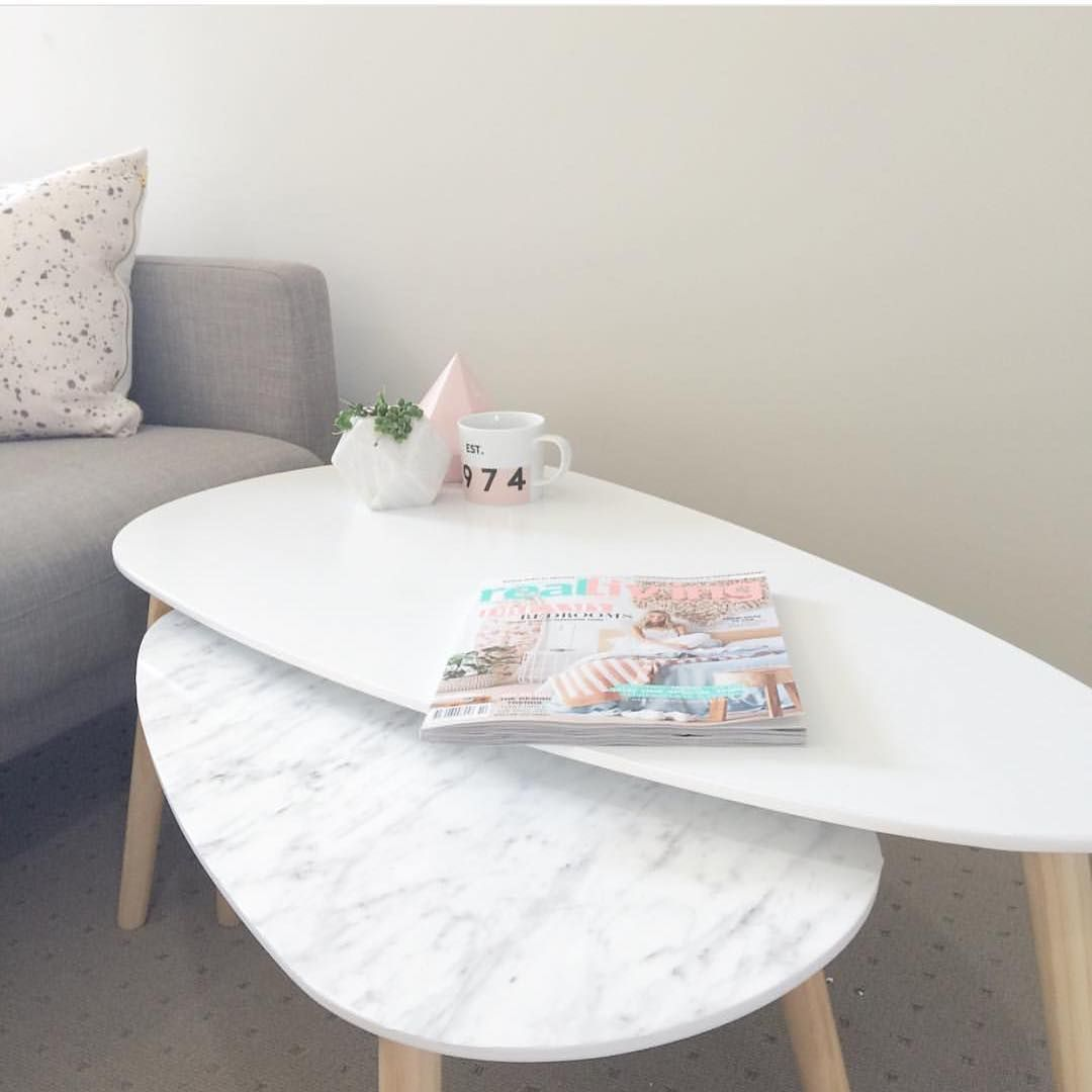 Kmart Marble Table
