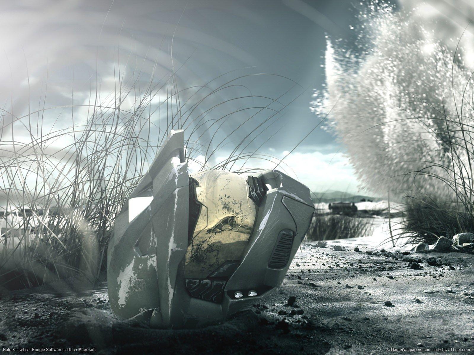 Halo 3 Trailer Pic Game Artspiration Halo Fondos De
