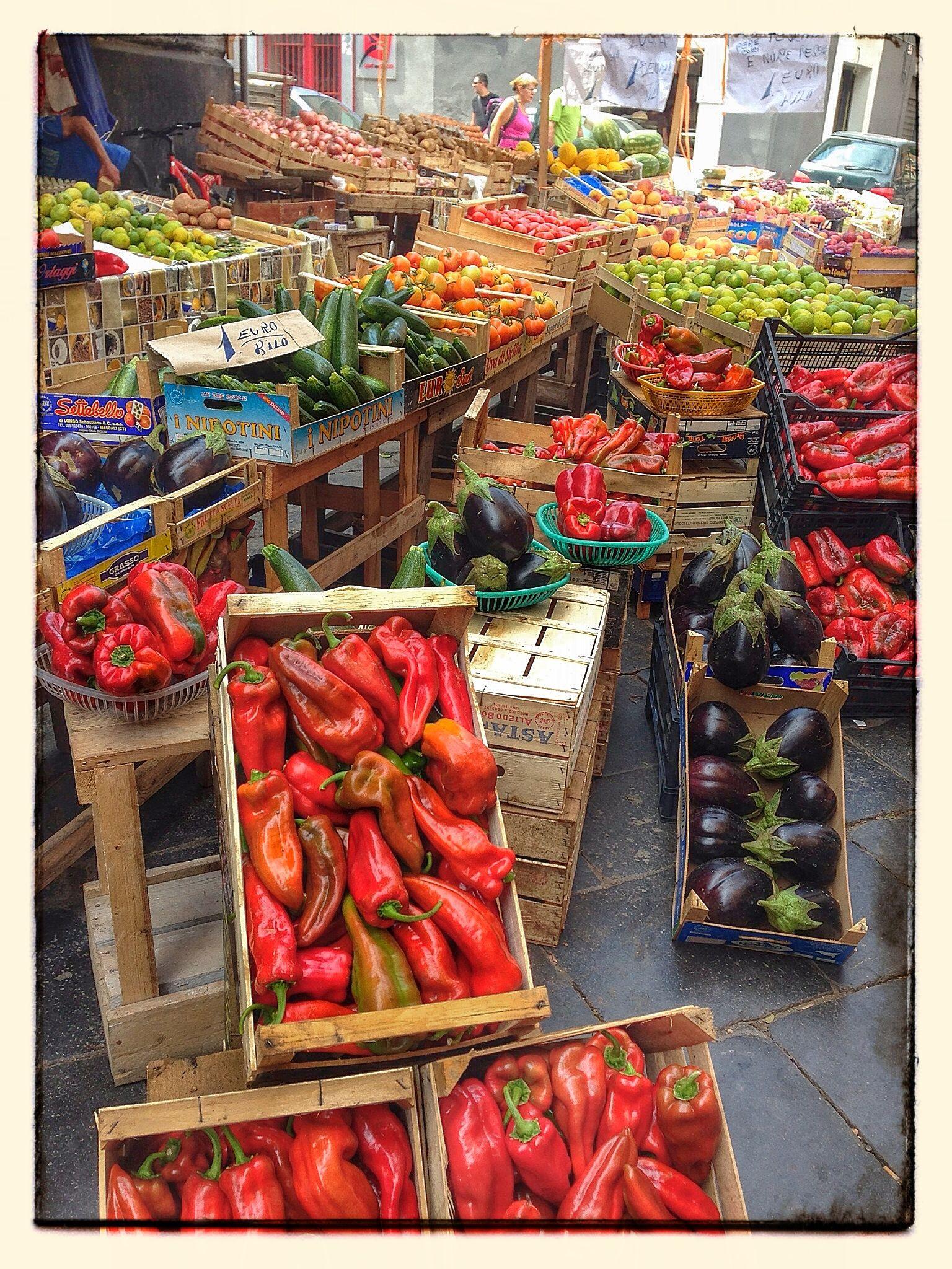 Market in Catania Sicily Sicily travel, Sicily, Agrigento