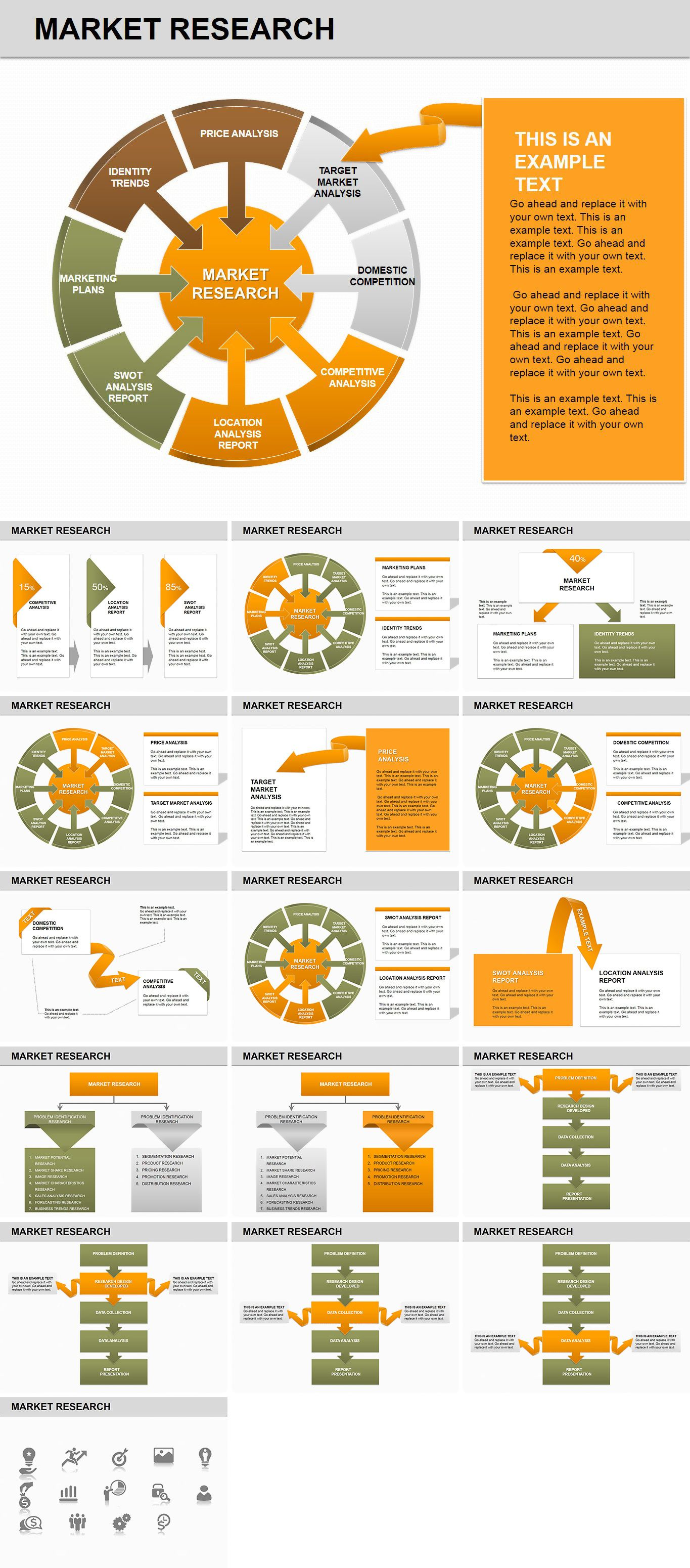 Market Research Powerpoint Charts Download Powerpoint Charts