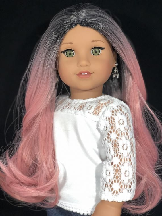 Ooak Custom American Girl Doll Etsy Custom American