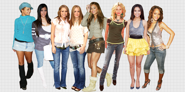 I Got Lost In Time Looking Through These Outfits From The 2000s In 2021 Fashion Casual Fashion 2000s Fashion Trends