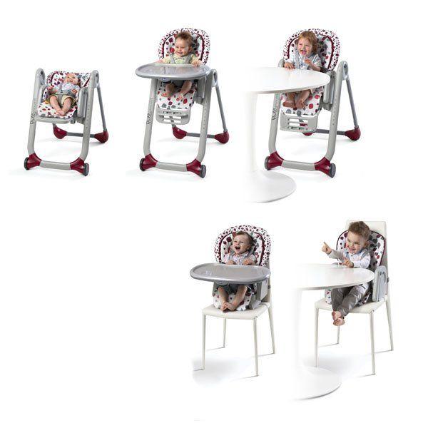 Banc d'essai des chaises hautes  