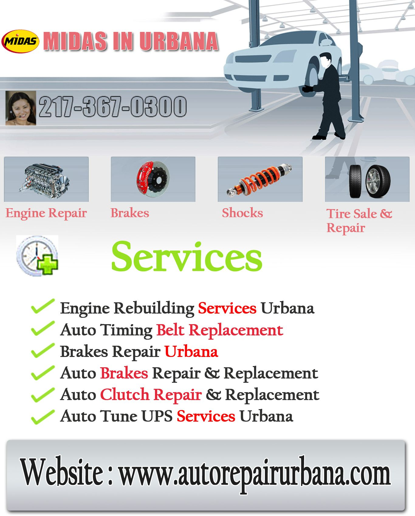 We also offer tune UPS repair services for automotive repair shops and home  mechanics: cylinder