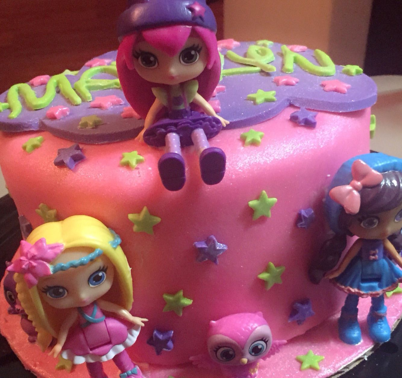 Little Charmers Cake Little Charmers Birthday Party Themes