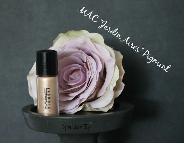"""MAC """"Jardin Aires"""" Pigment"""