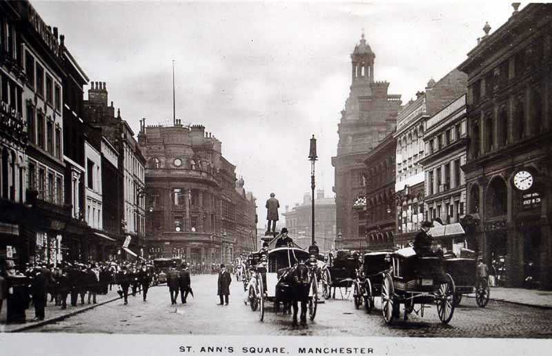 1920's street manchester - Google Search
