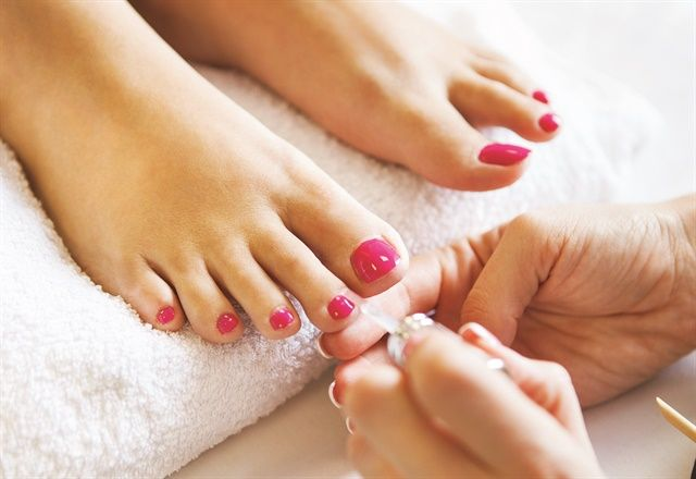 Something To Talk About Missing Toenails Pedicure At Home