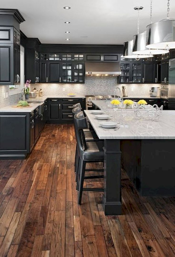 72 lovely kitchen backsplash with dark cabinets decor ideas kitchendesign kit rustic on kitchen remodel modern farmhouse id=22321