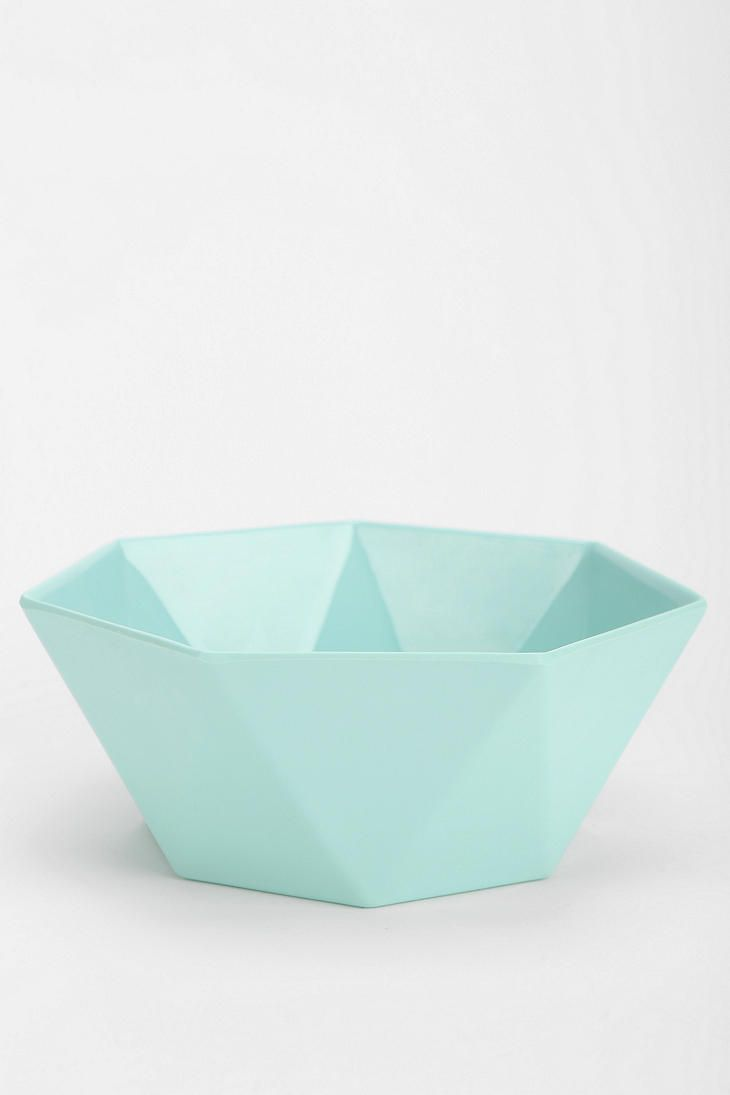 Sculpted Geo Bowl For The Home Pinterest Geschirr Tisch And