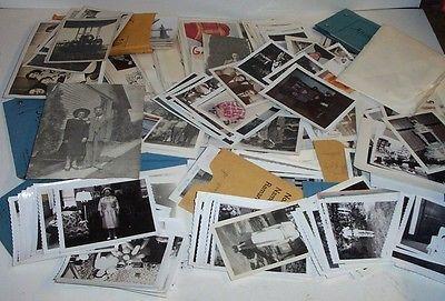 Vintage Lot of Old Photos Photographs Snapshots Men Women Original Reitnauer   eBay