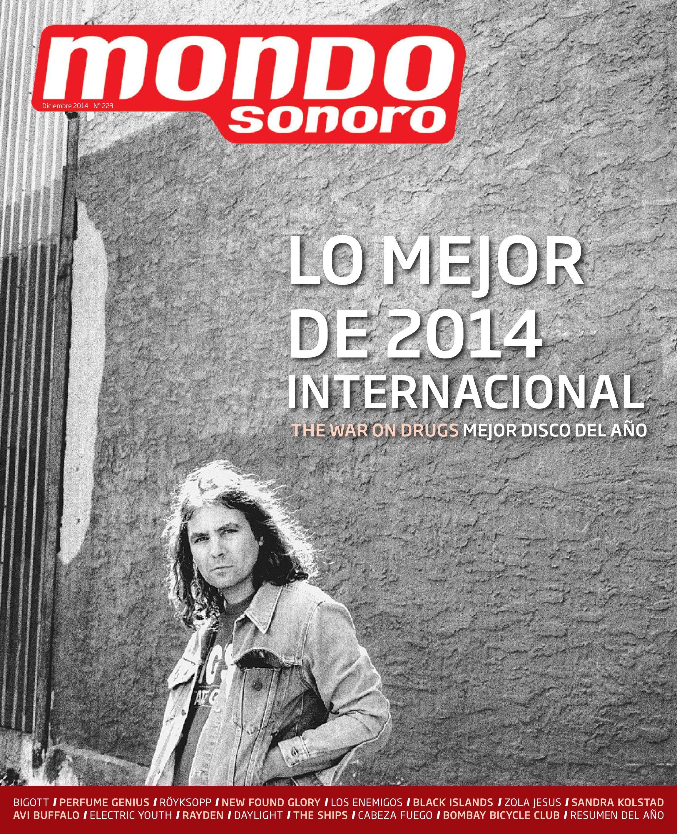 #Mondosonoro 223. La mejor #música de 2014 internacional.