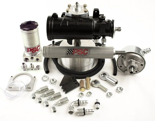 Psc Hydraulic Ist Steering Systems From Offroad Design