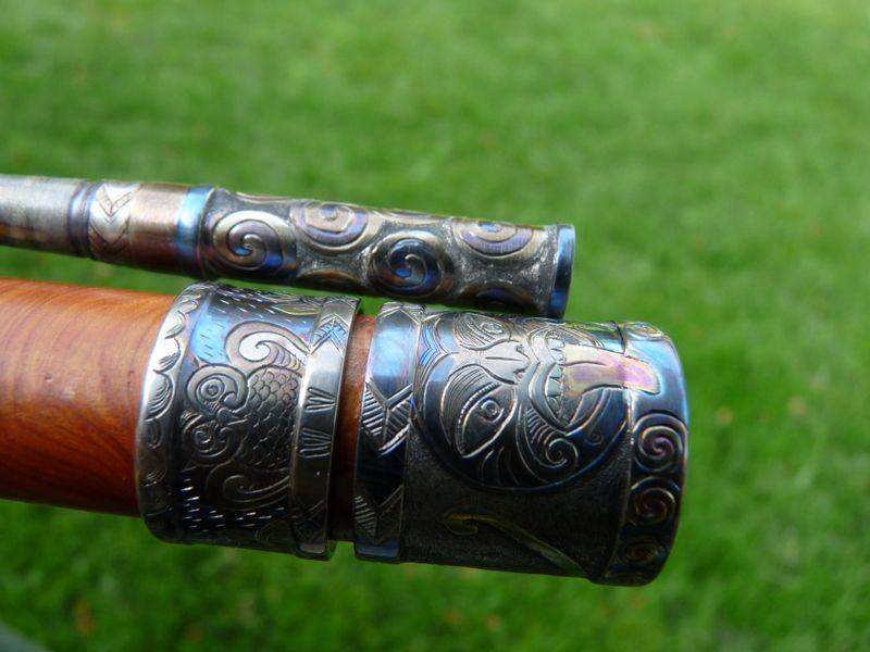 Te ika a maui bamboo fishing rod fishing rod designs for Fly fishing maui