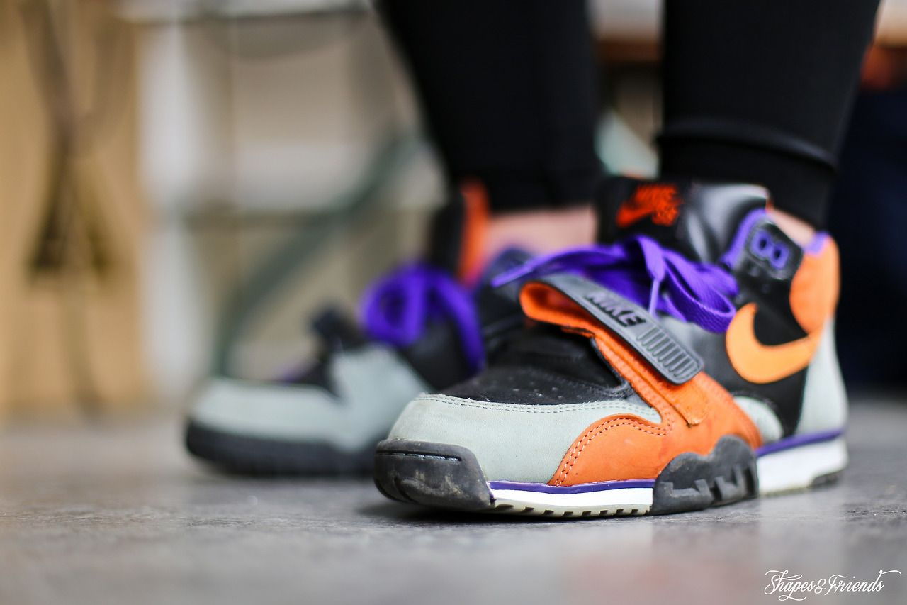 newest collection 8d6b3 79f3a Nike Air Trainer 1 SB Halloween