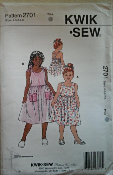 Pin von Jeann\'s Two Girl Pugs auf Children\'s Kwik Sew Sewing ...