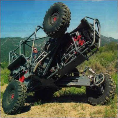 Auto Monday Rock Crawlers Rock Crawler Rock Crawling Big Trucks