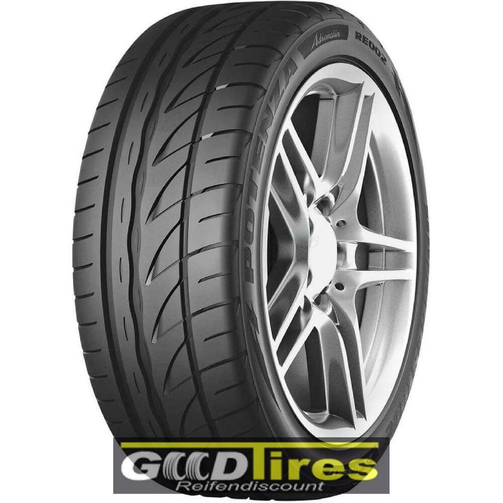 Ebay Sponsored 4x Sommerreifen 225 55 R17 97w Bridgestone Potenza Adrenalin Re002 2788 Mit Bildern Felgen
