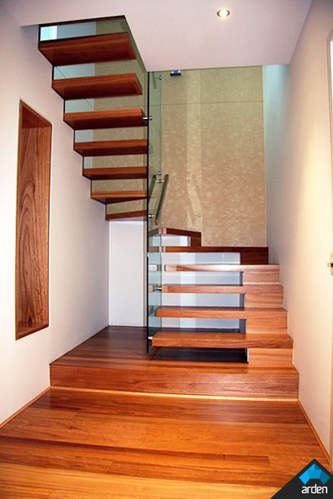 Best Scissor Stairs View Rustic Wood Railing Http 400 x 300