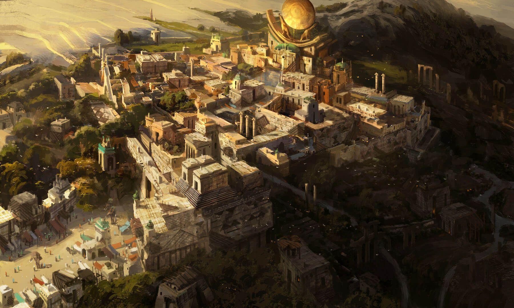 Map of Runeterra - Universe - League of Legends   League of Legends ...