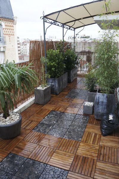 ceci n 39 est pas du paysagisme en 2019 terrasse. Black Bedroom Furniture Sets. Home Design Ideas