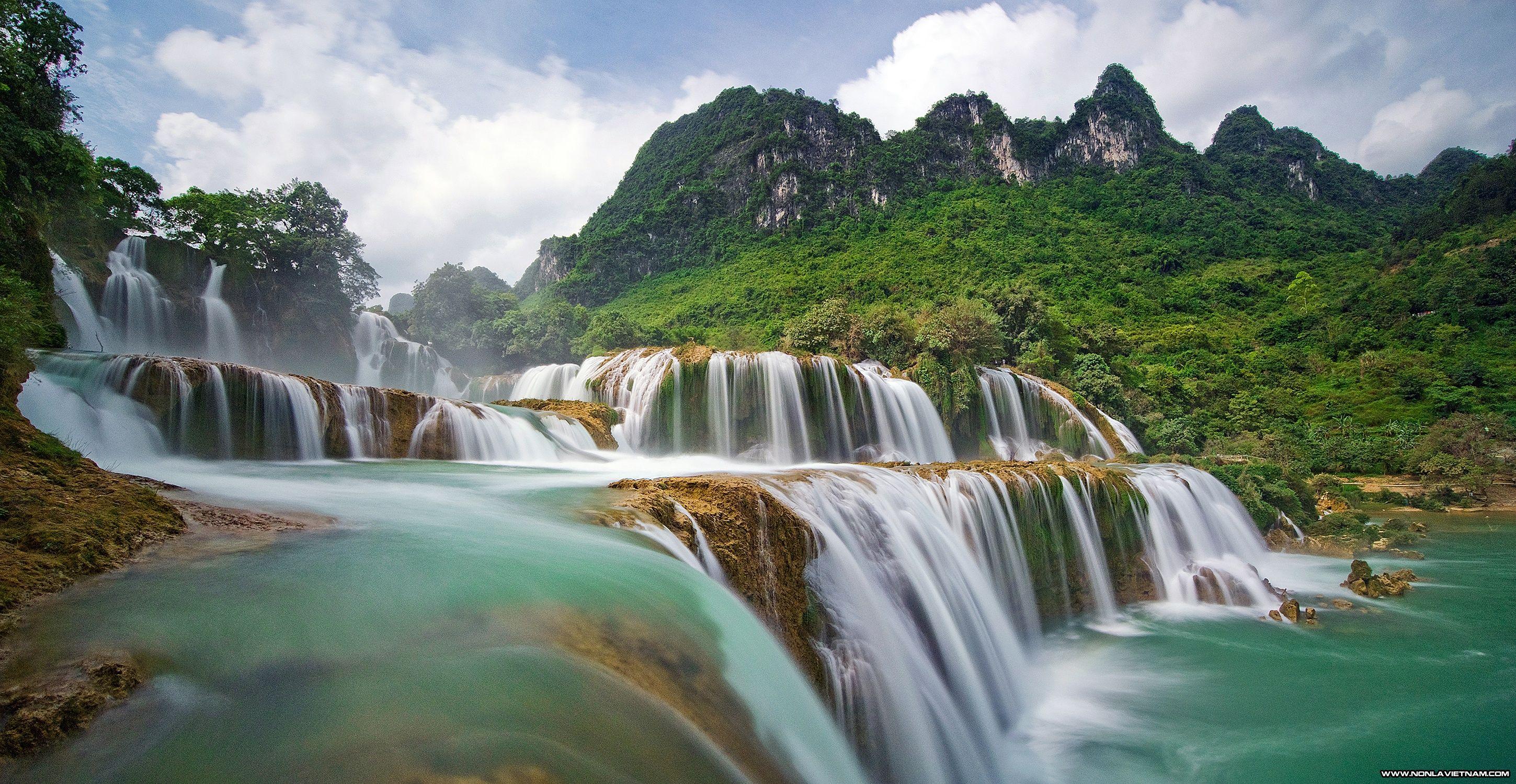 Cascata di Ban Gioc http://viaggiovietnam.asiatica.com/