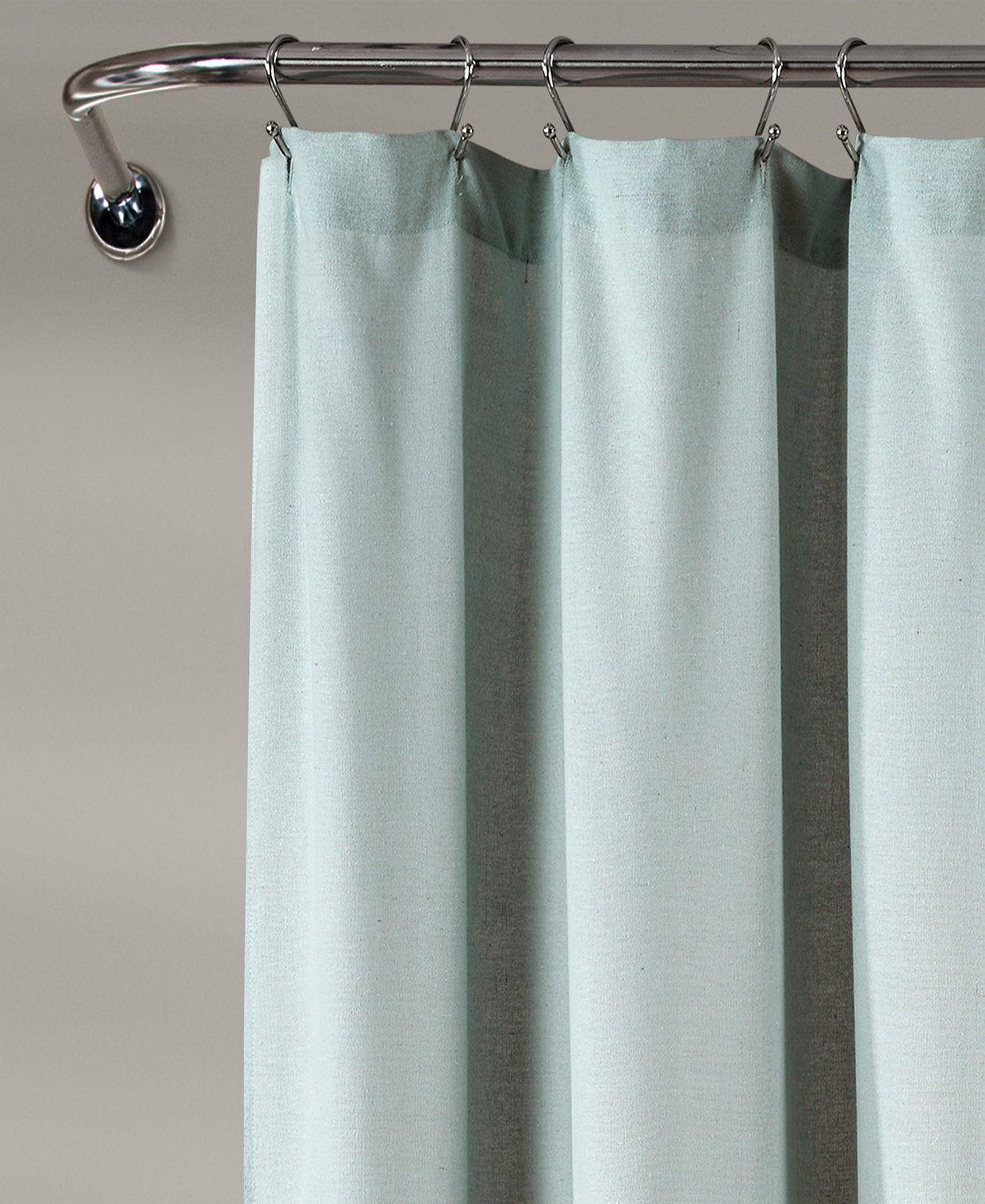 Lush Decor Linen Button 72 In 2020 Lush Decor Curtains Shower Curtain