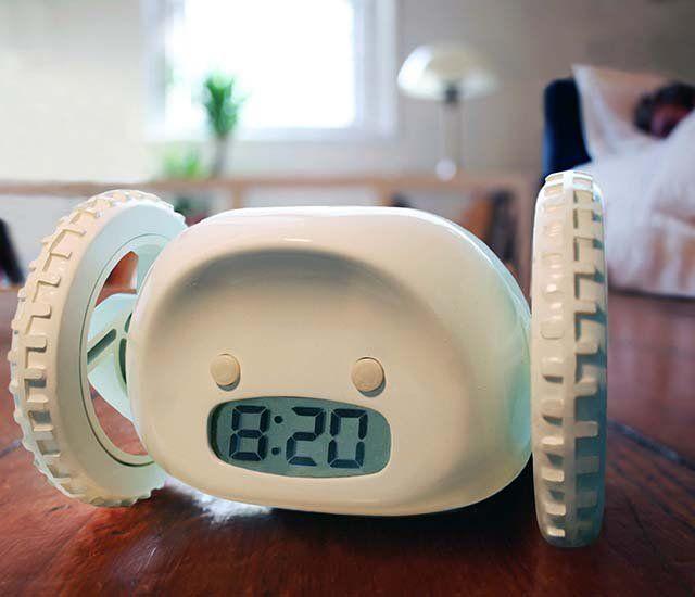 Runaway Alarm Clock Cool