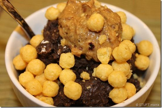 Fudgy STUFT Protein Cookie Dough