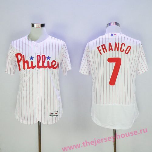 5d1fb3c66 Phillies  20 Mike Schmidt White(Red Strip) Flexbase Authentic Collection