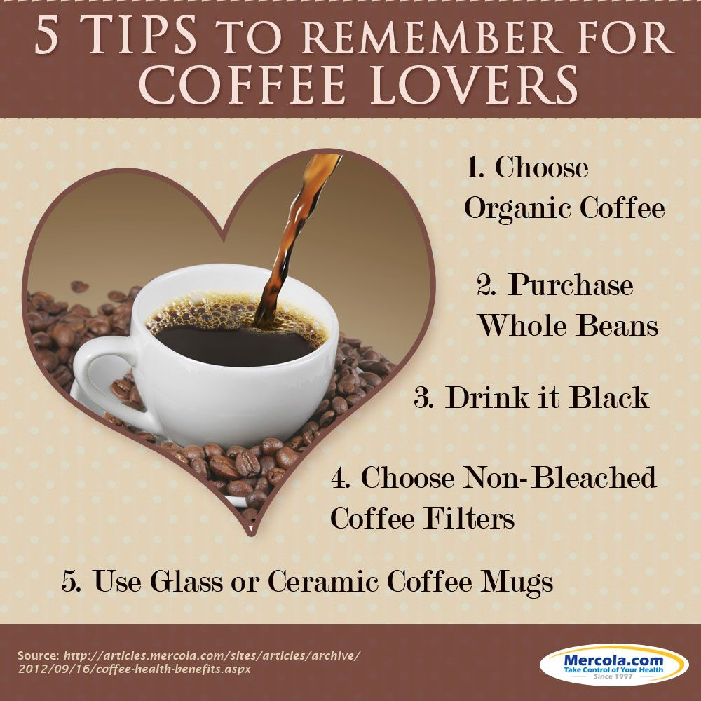 images How to Choose Coffee for Health Benefits