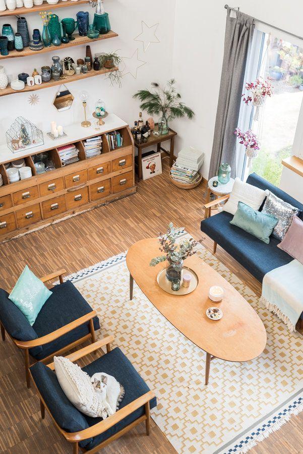 Wochenendfreude - wohnideen wohnzimmer holz