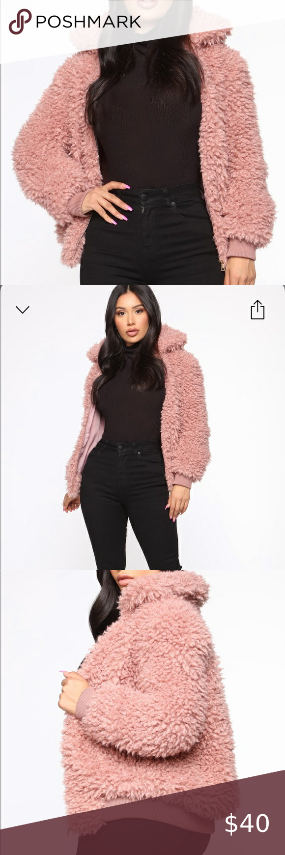 Fashion Nova Fuzzy Bomber Jacket Bomber Jacket Fashion Fashion Fashion Nova [ 1740 x 580 Pixel ]