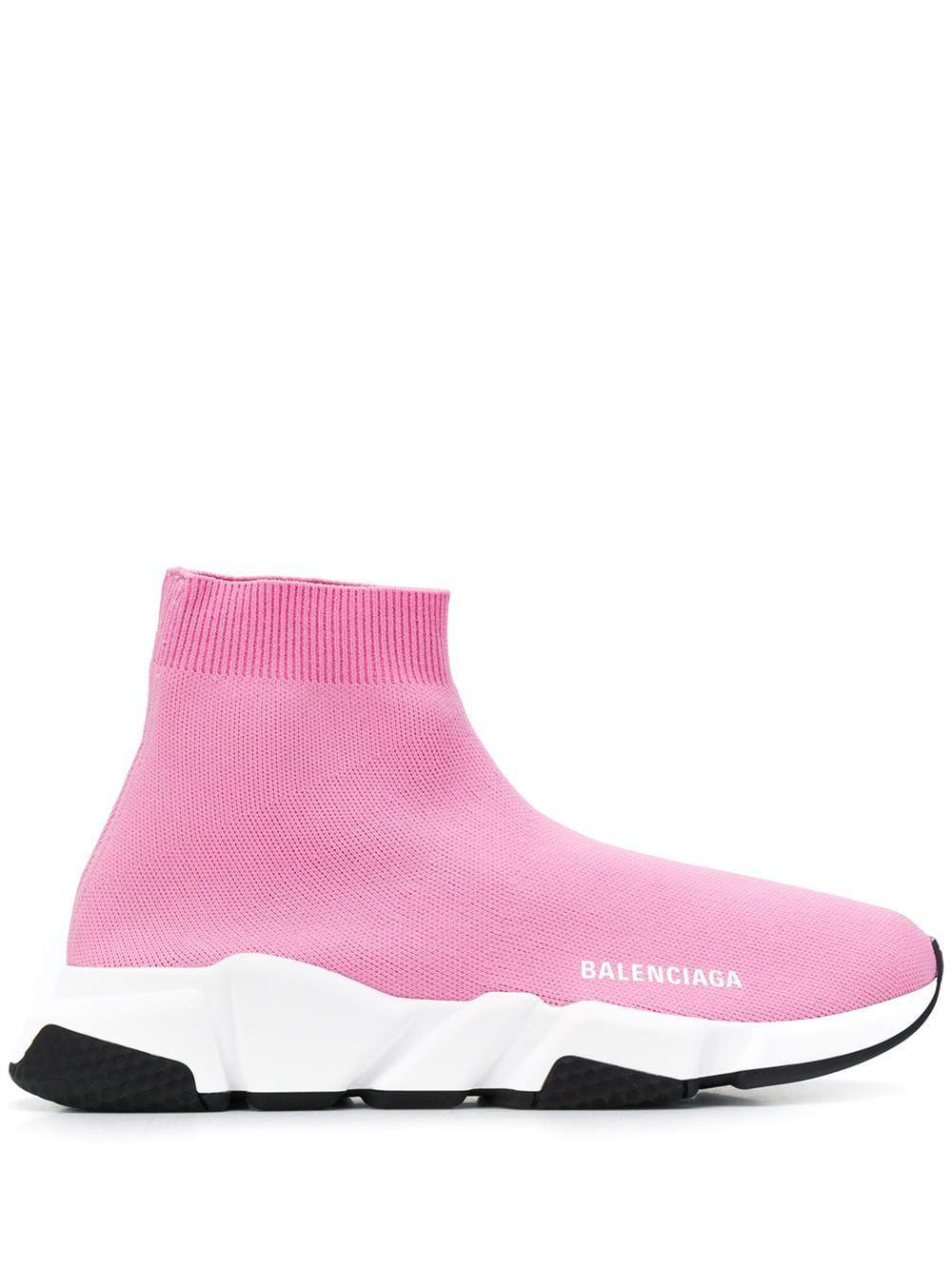 Balenciaga Speed Knitted Sock hi-top