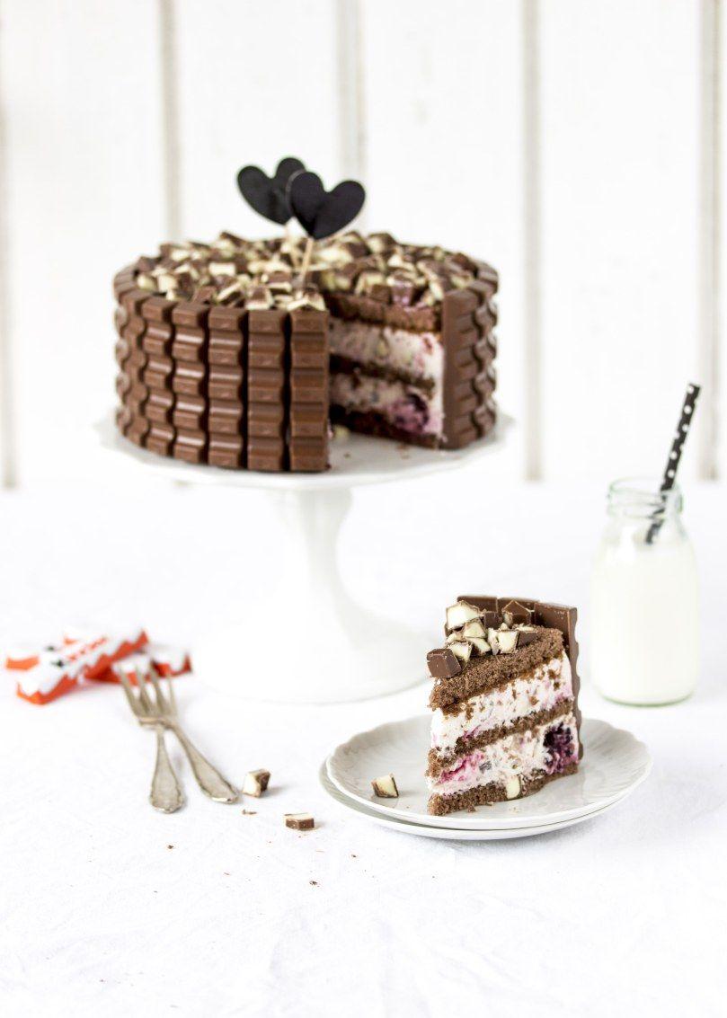 Rezept Einfache Kinder Schokolade Torte Kindergeburtstag