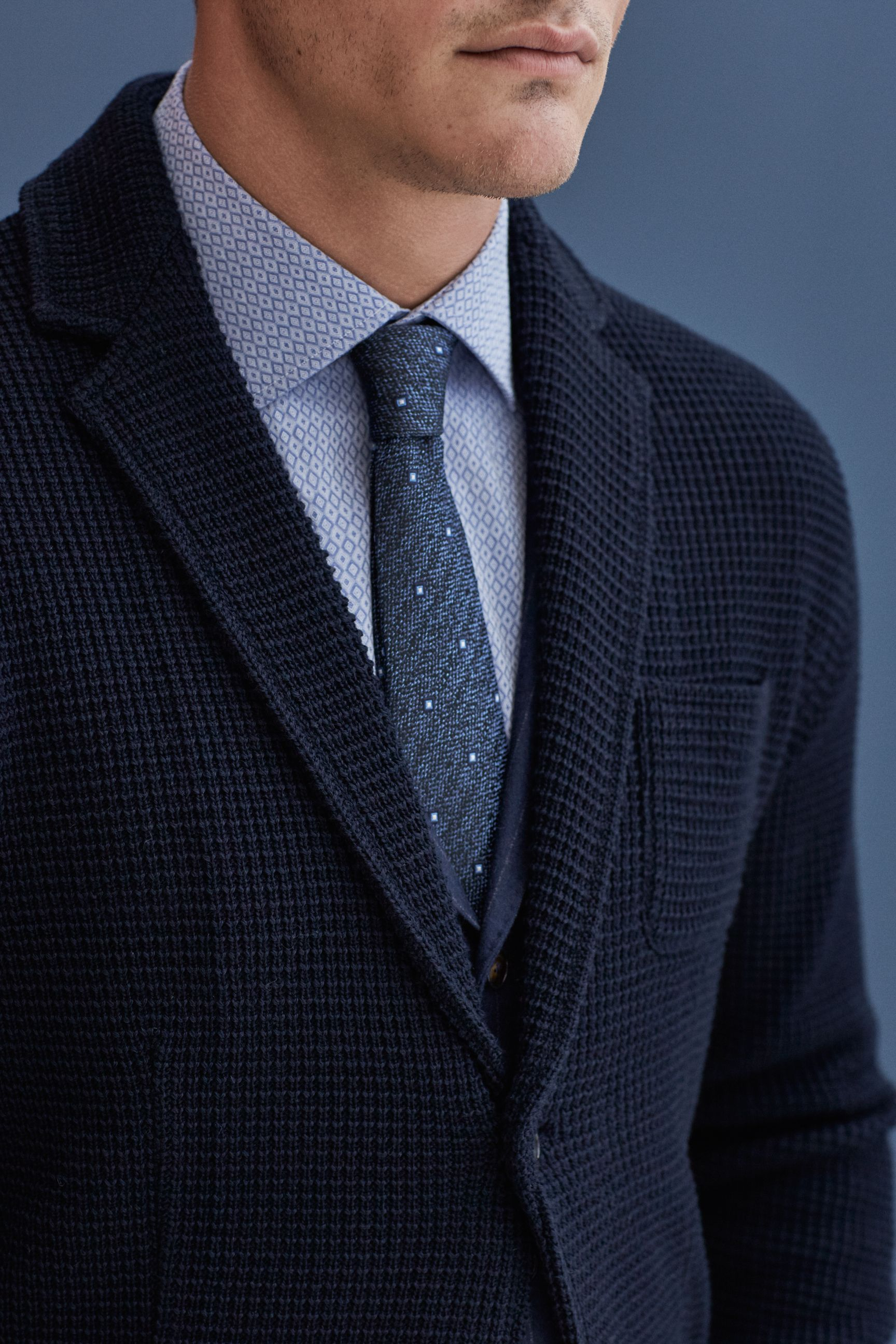 BUGATTI SPRING/SUMMER 2016 | A stylish tie is all you need.