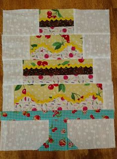 Missys Homemaking Adventures Cake Block Patterns