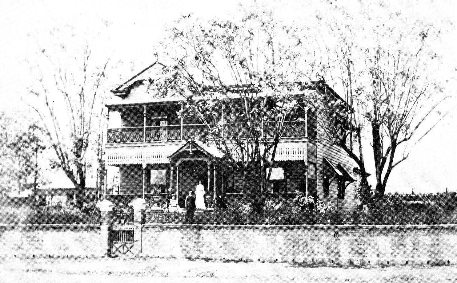 Arthur Morry House Brisbane