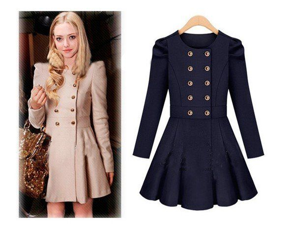 Look For More Useful Pea Coat Women Fashions | Fashion inspiration ...